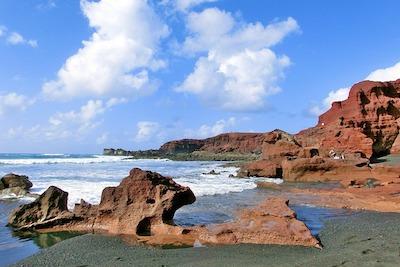 Vacances à Lanzarote.