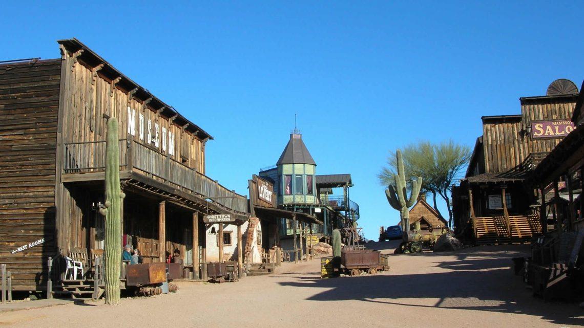 À la découverte de deux Ghost Towns lors d'un voyage aux USA