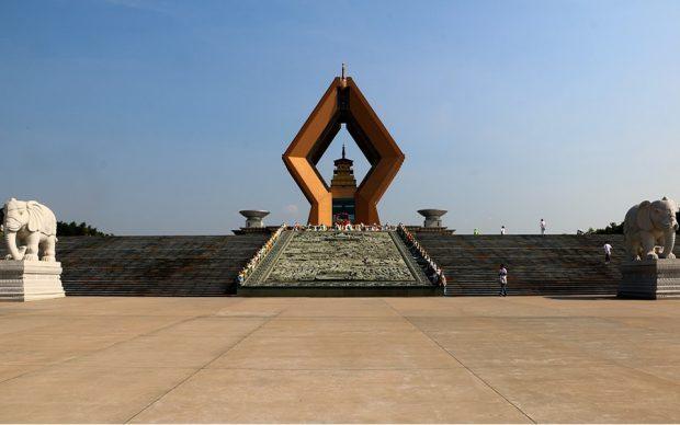 3 temples à visiter au cours d'un voyage en Chine