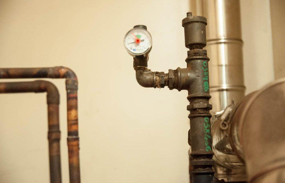 Quelle est la pression d'un circuit de chauffage ?